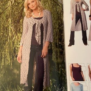 CABI LACEY DUSTER